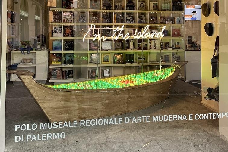 La barca di luce di Domenico Pellegrino approda al BookCulture