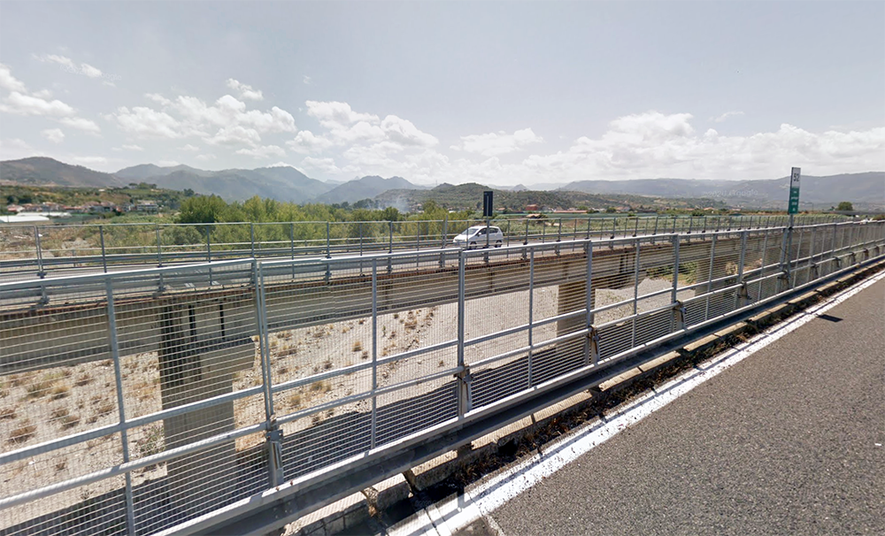 A20, 15 e 16 aprile prove di carico sul viadotto Mazzarrà. Le modifiche alla viabilità
