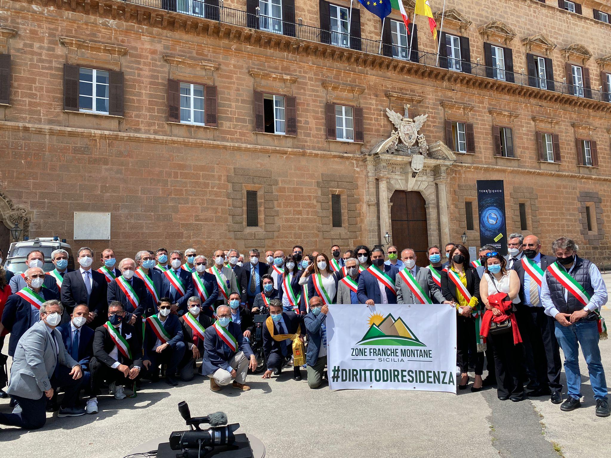 """Zone Franche Montane, """"chiediamo di essere ricevuti"""": 22 sindaci siciliani scrivono a Musumeci e Miccichè"""