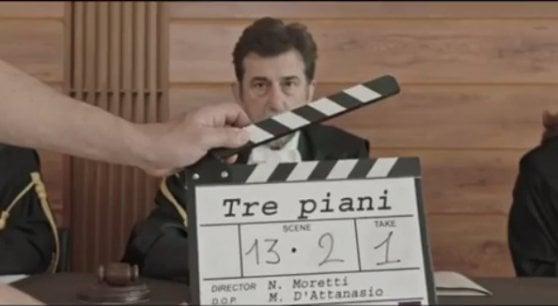 Nanni Moretti in concorso a Cannes cantando Mahmood