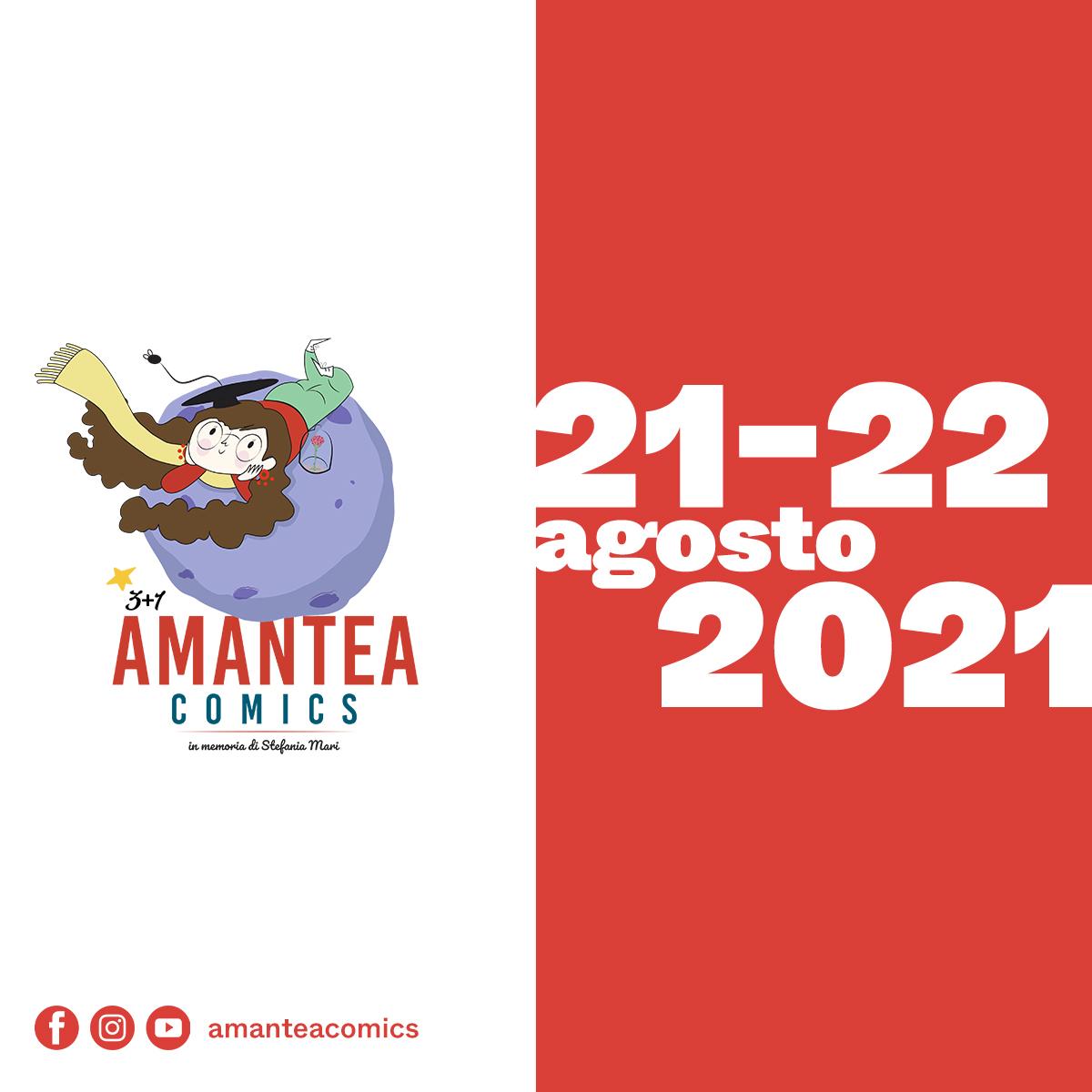 Amantea Comics 3+1, il ritorno dell'evento dedicato alla cultura fumettistica