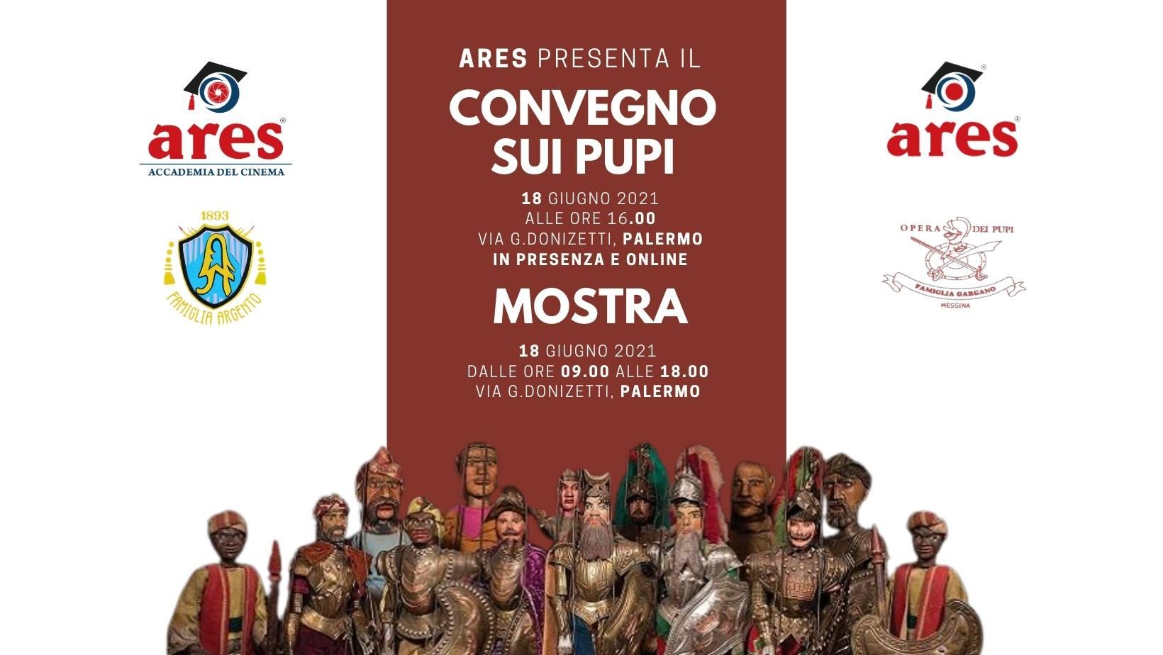 La storia dei pupi siciliani: appuntamento con l'Accademia di Cinema Ares