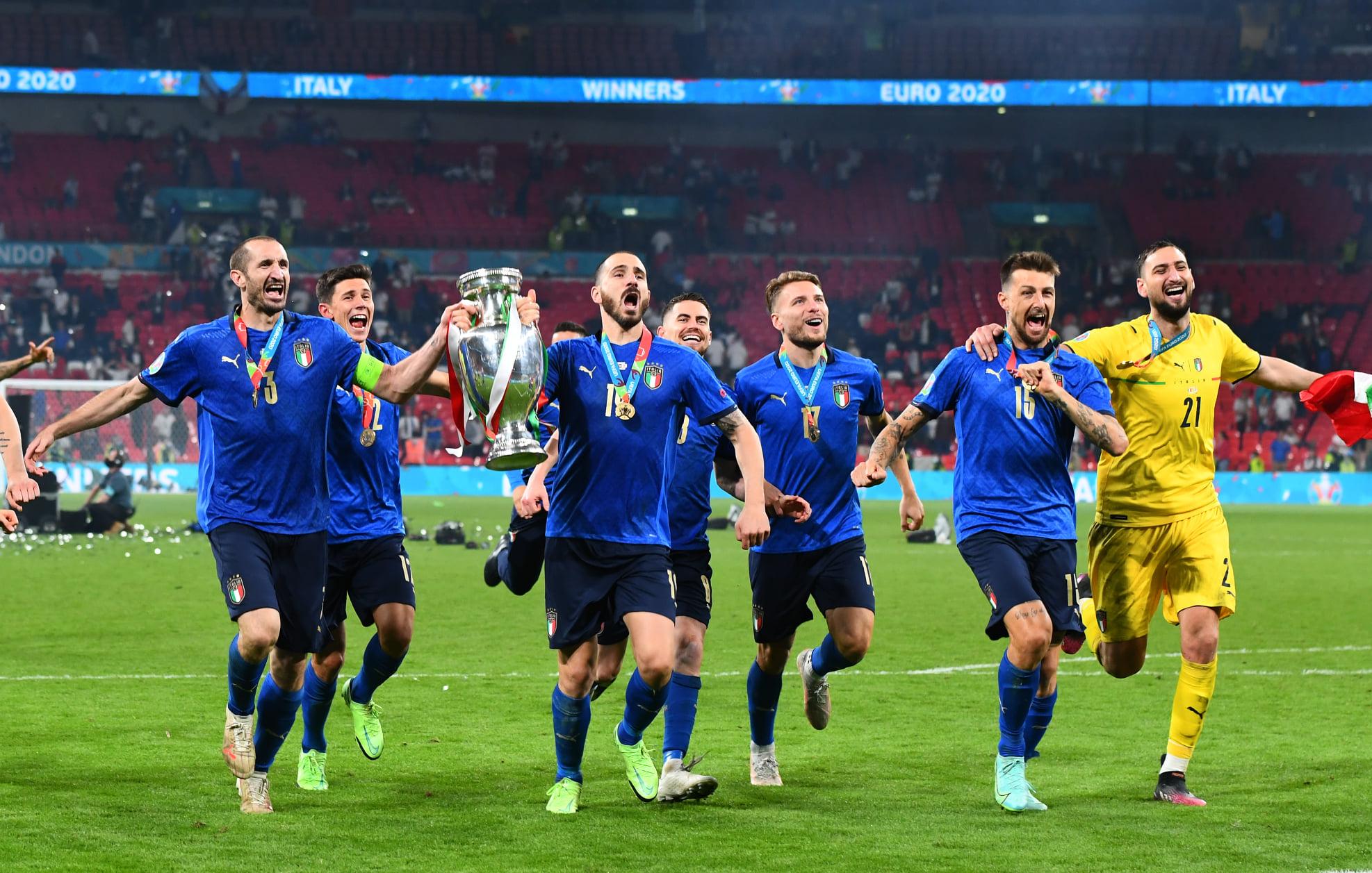 """Su Rai1 """"Sogno Azzurro, la strada per Wembley"""""""