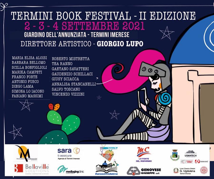 Termini Book Festival torna con la seconda edizione
