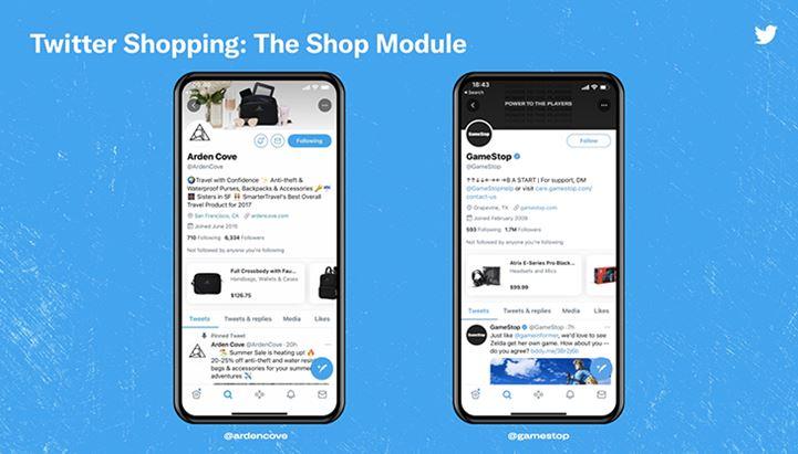 E' ora di fare shopping… su Twitter!
