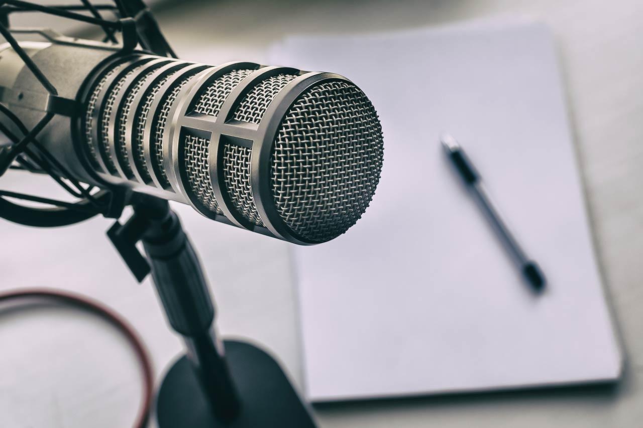 Incipit d'autore, arriva il podcast degli scrittori