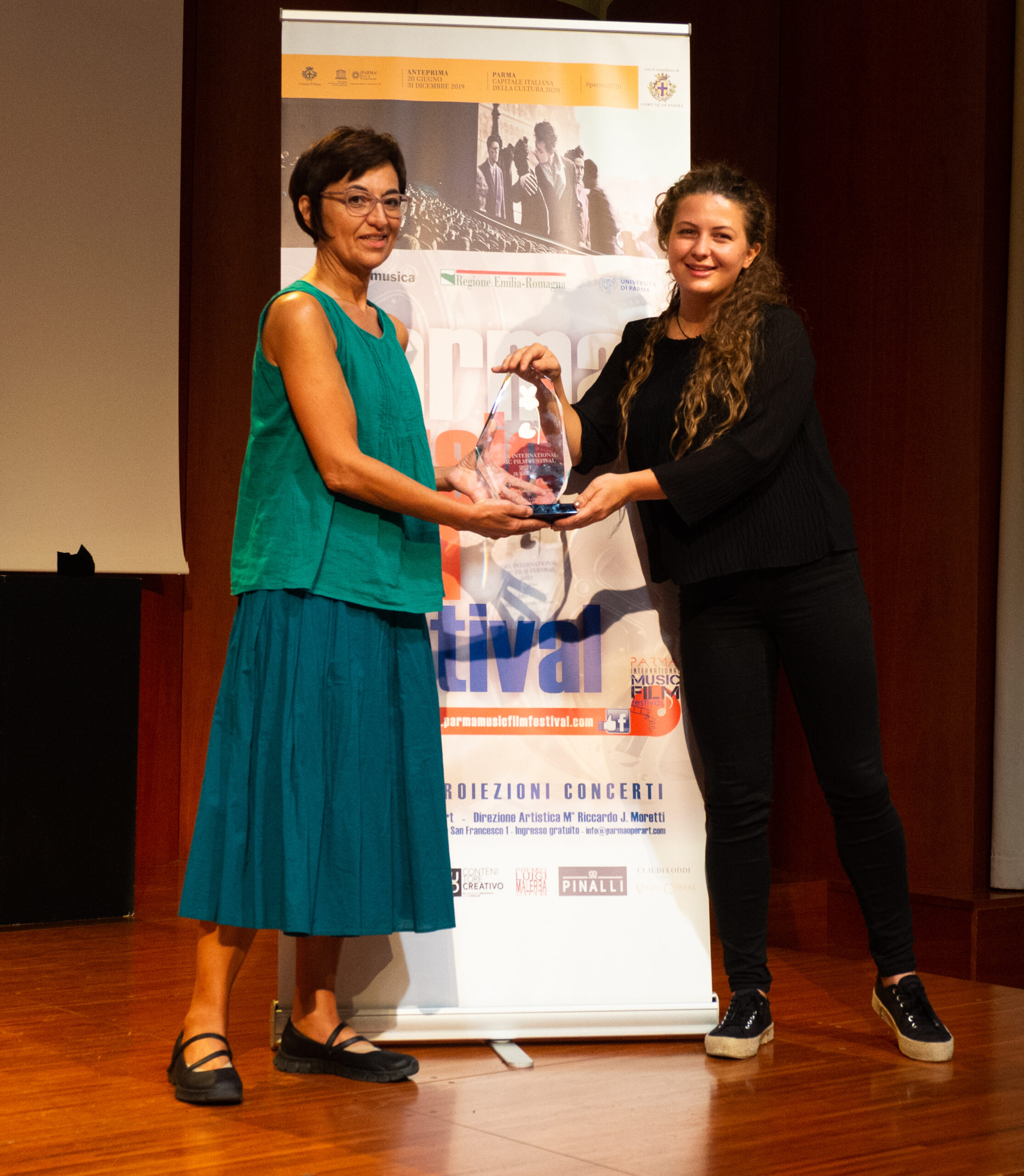IX Edizione del Parma International Music FIlm Festival: i vincitori